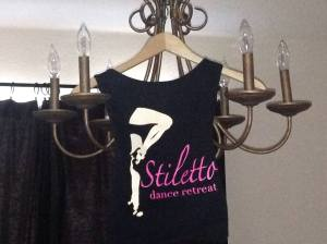 stiletto shirt